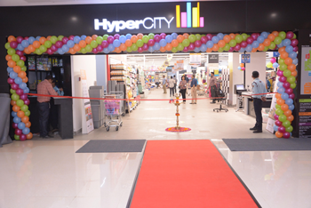 HyperCITY launched at Logix Mall Noida 1 NXPowerLite