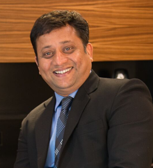 Pradeep Kumar CEO and founder of Bespocut