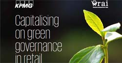 Capitalising on green governance in retail supply chain KPMG